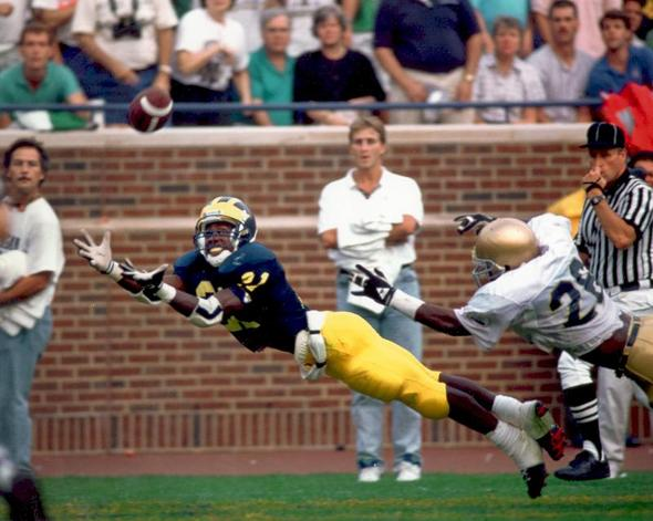 Image result for desmond howard