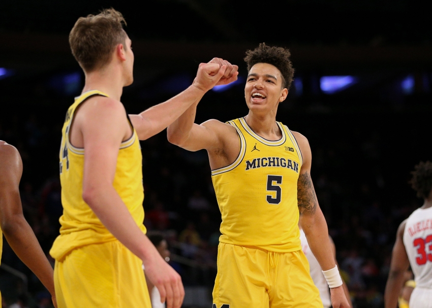 4 Takeaways from Michigan Basketballs 2K Classic RunMichigan Basketball