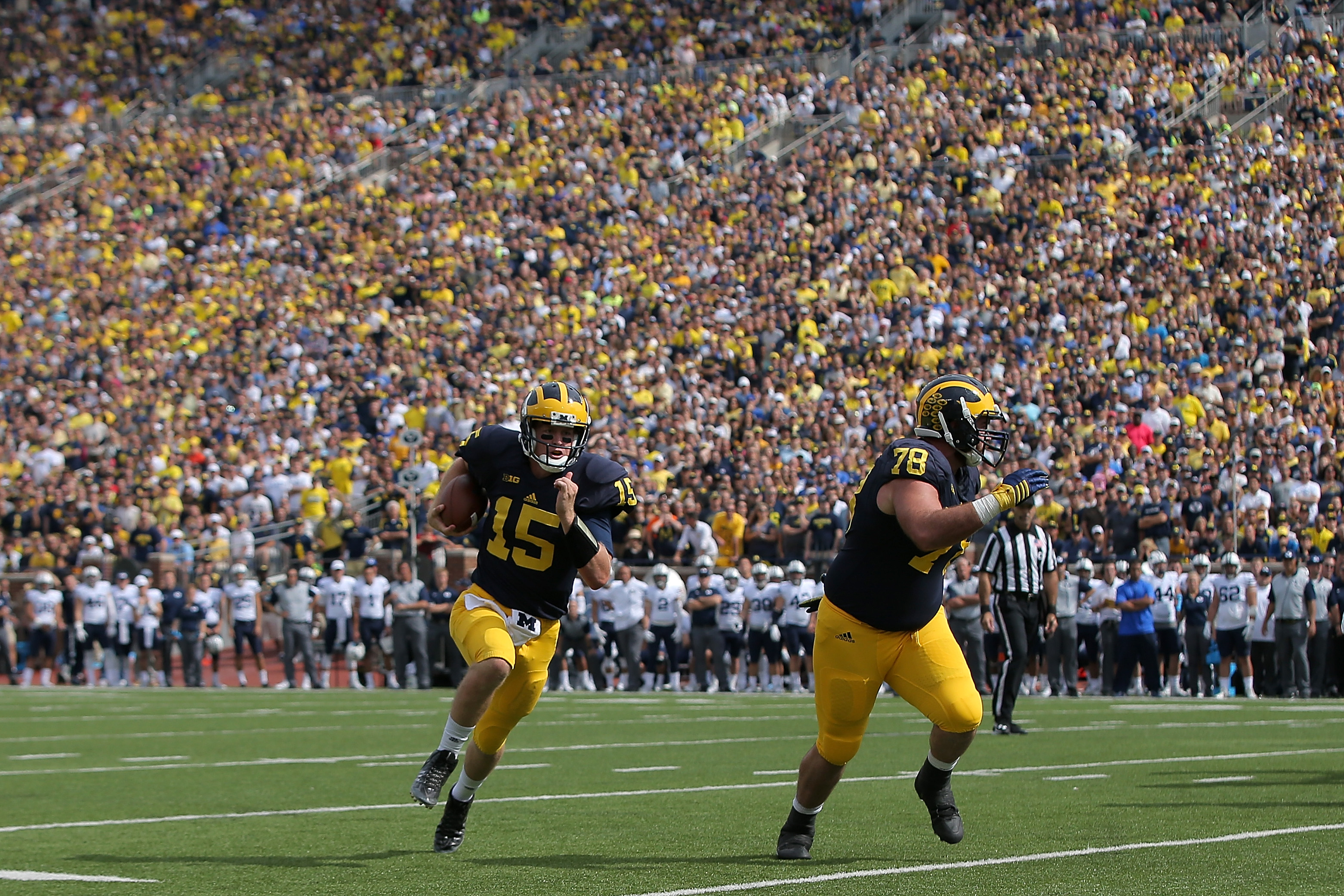 Michigan Football 2017 Position Preview: Offensive Line ...
