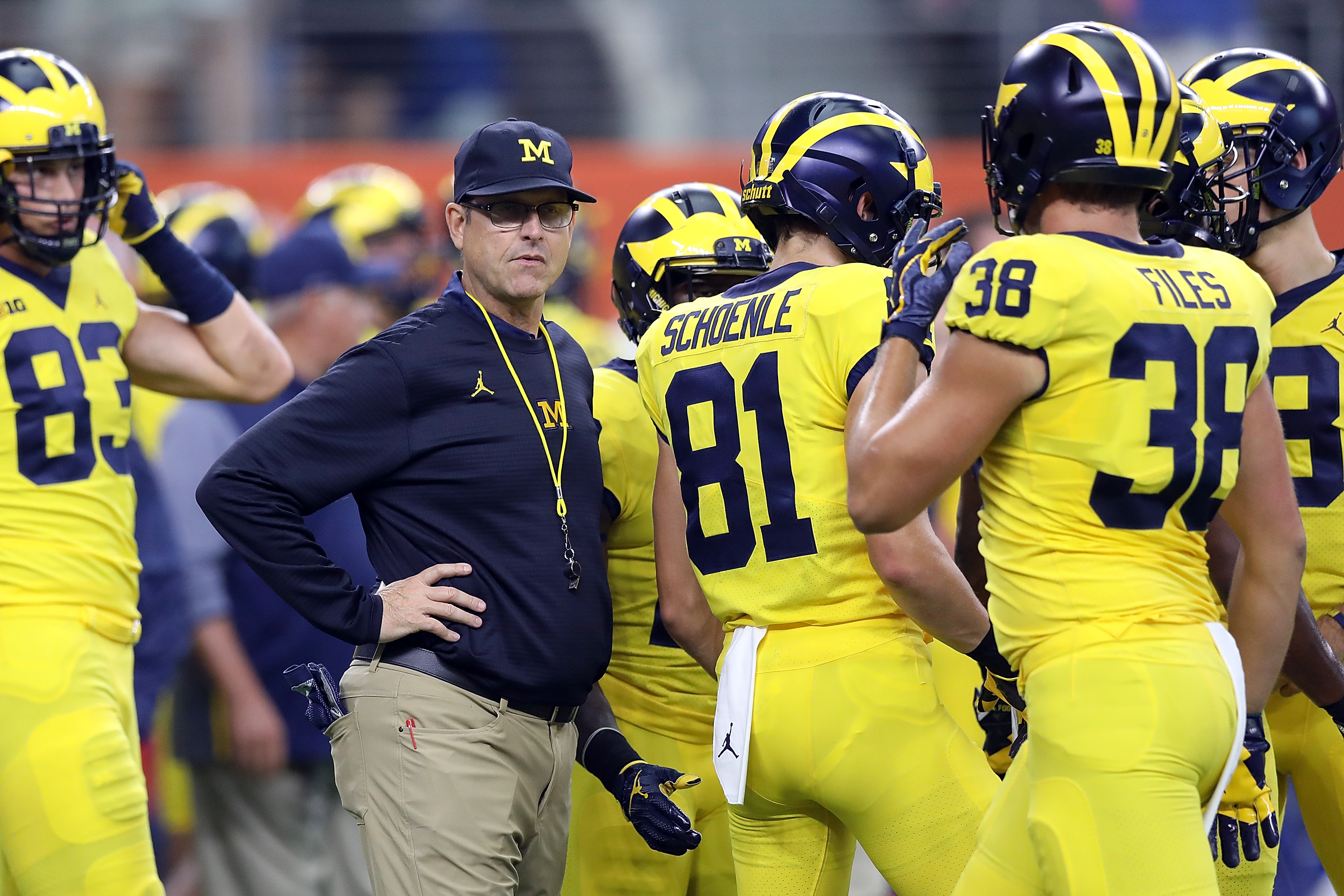 Air Force Falcons vs Michigan Wolverines Live Stream: Watch College Football Online