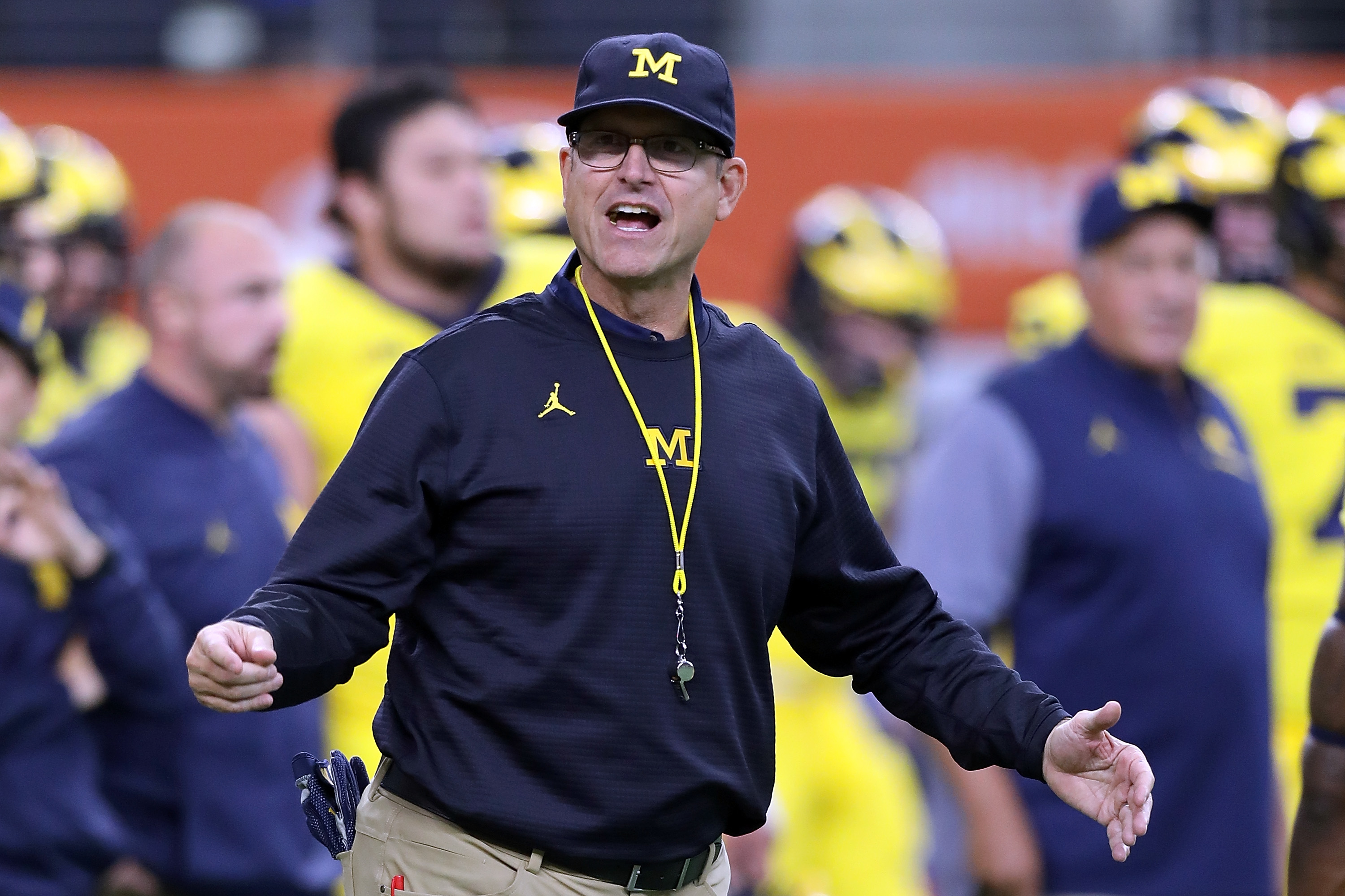 Michigan Survives vs. IN  in 27-20 Overtime Victory