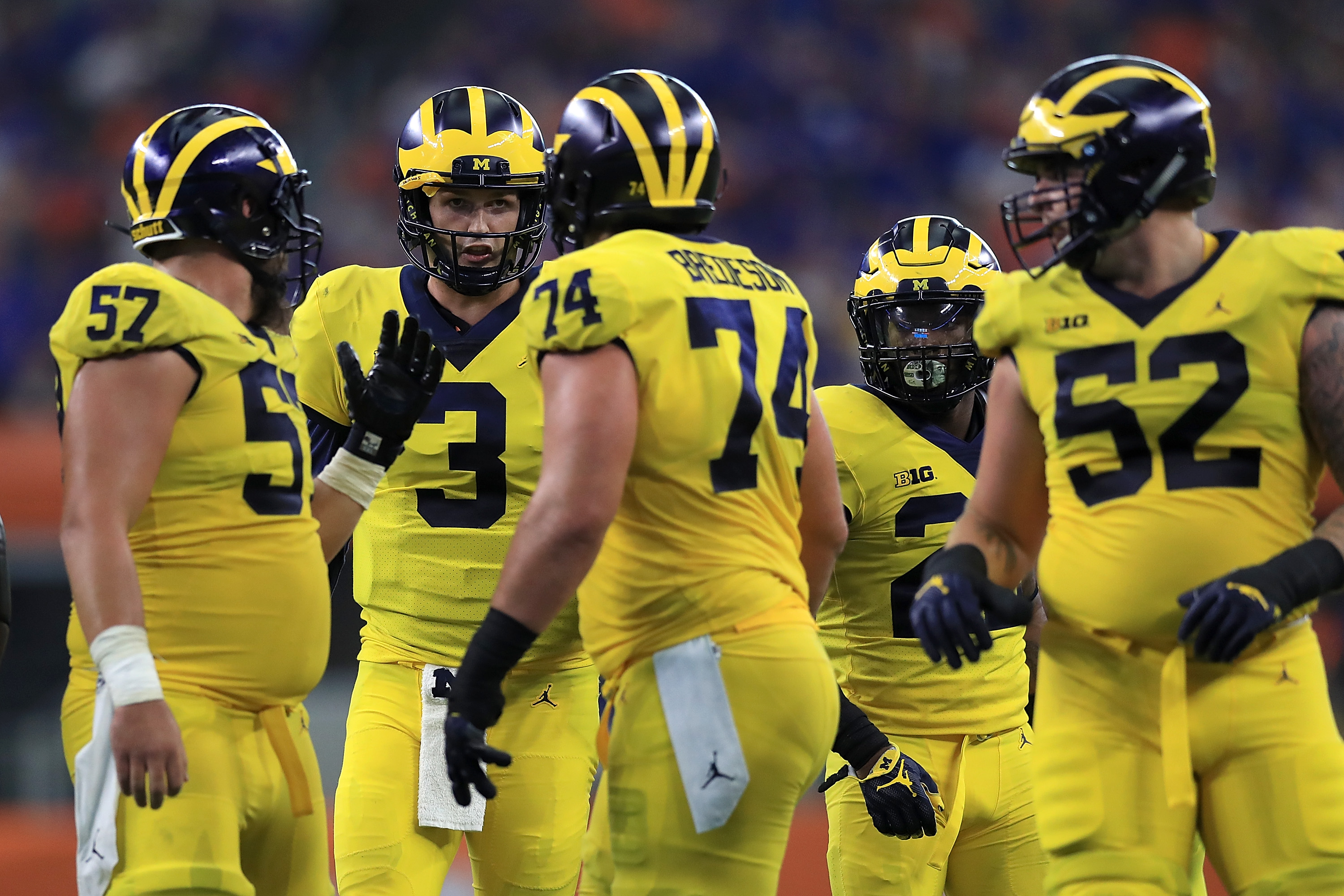 Joey Knight's takeaways from Florida-Michigan