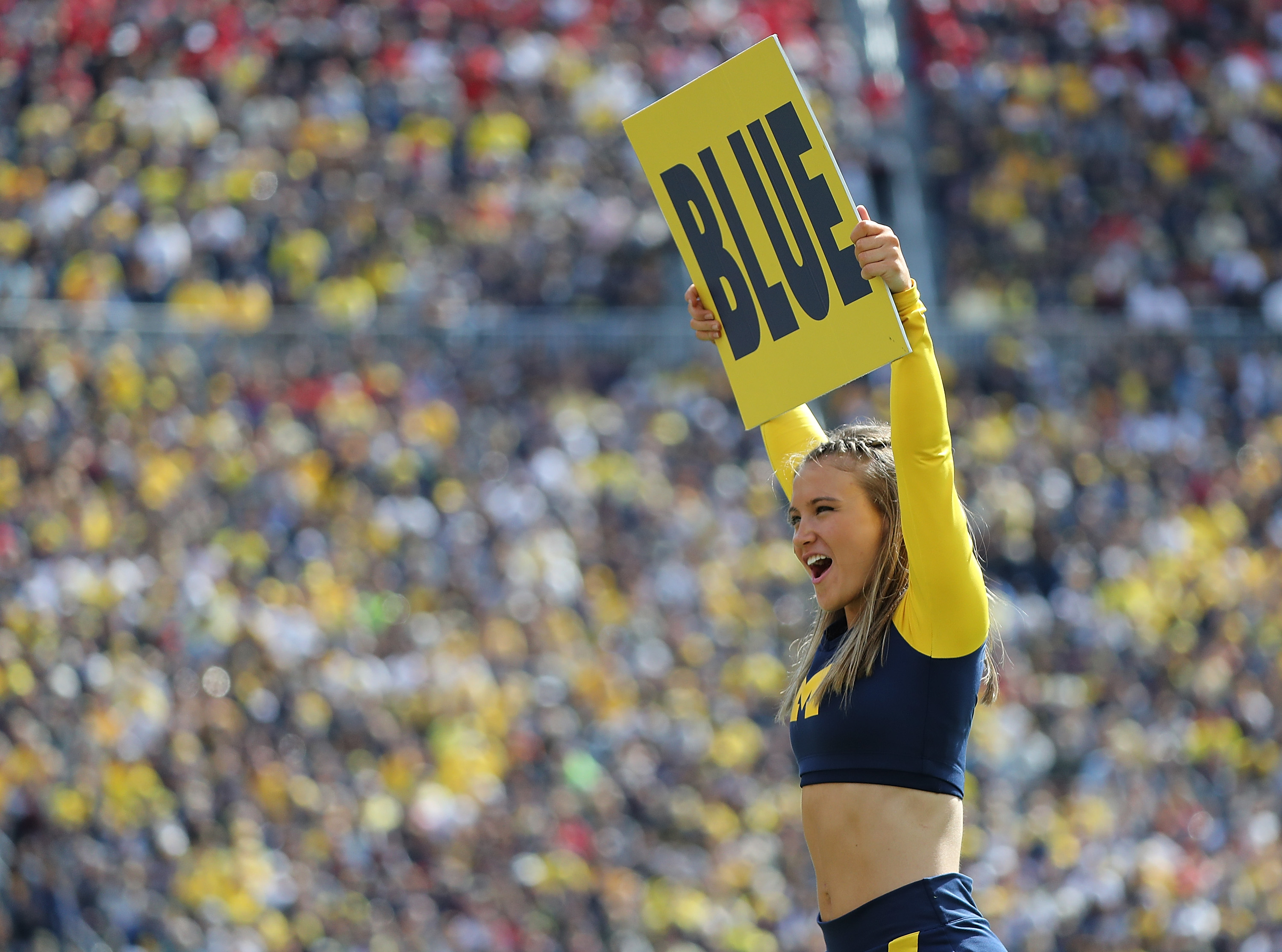 Wolverines on upset alert against Air Force