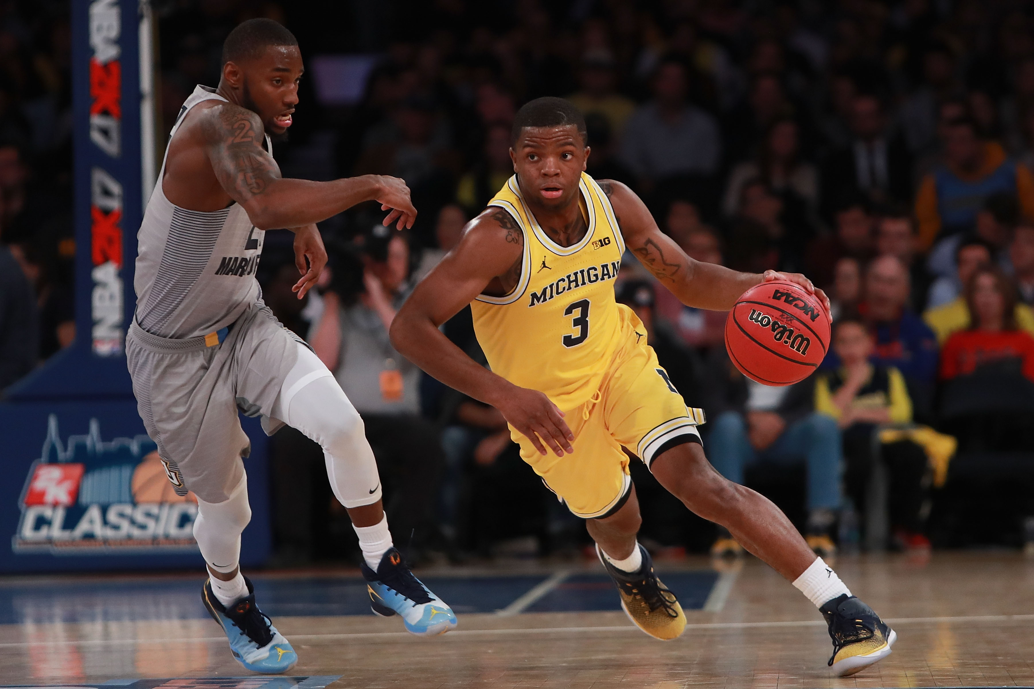 Michigan Basketball 201718 Position Previews GuardsMichigan Basketball
