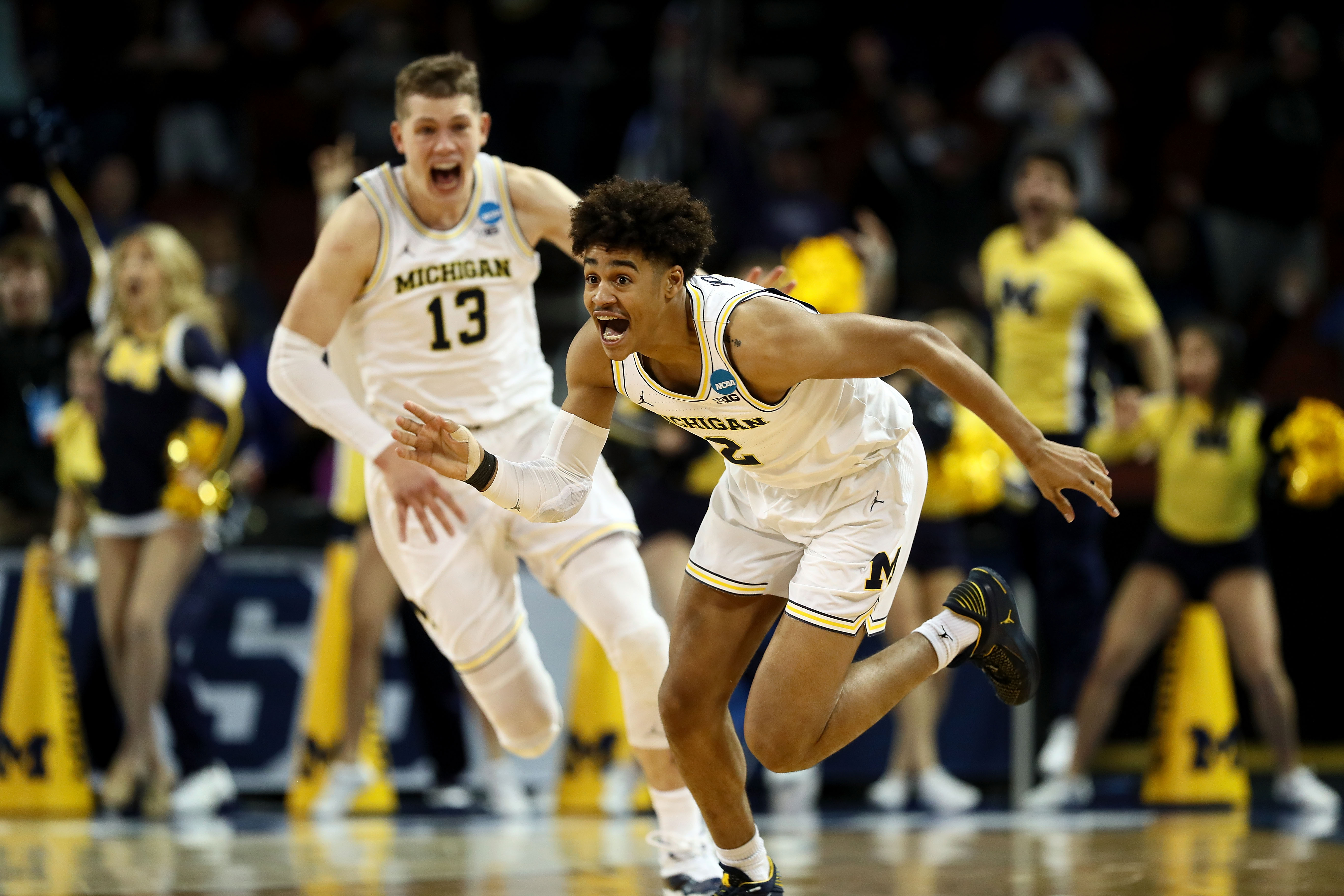 Michigan Basketball 3 takeaways from the magical win overMichigan Basketball