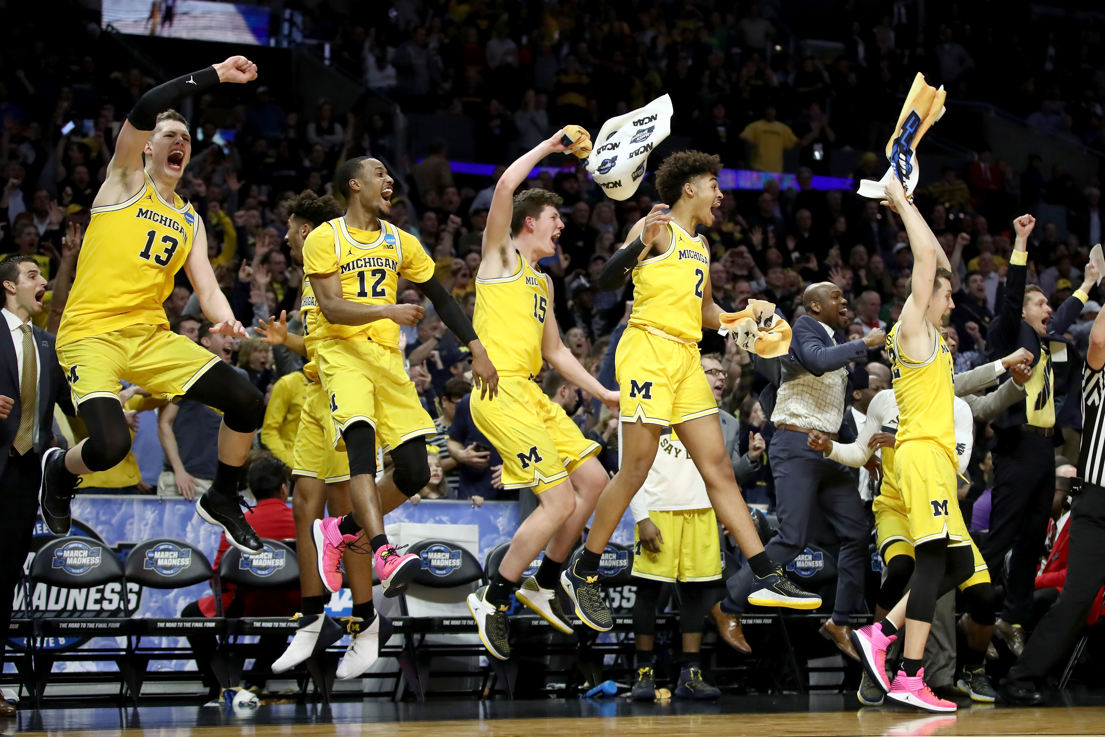 Elite Eight Preview: Why Michigan should win, could lose vs. Florida State