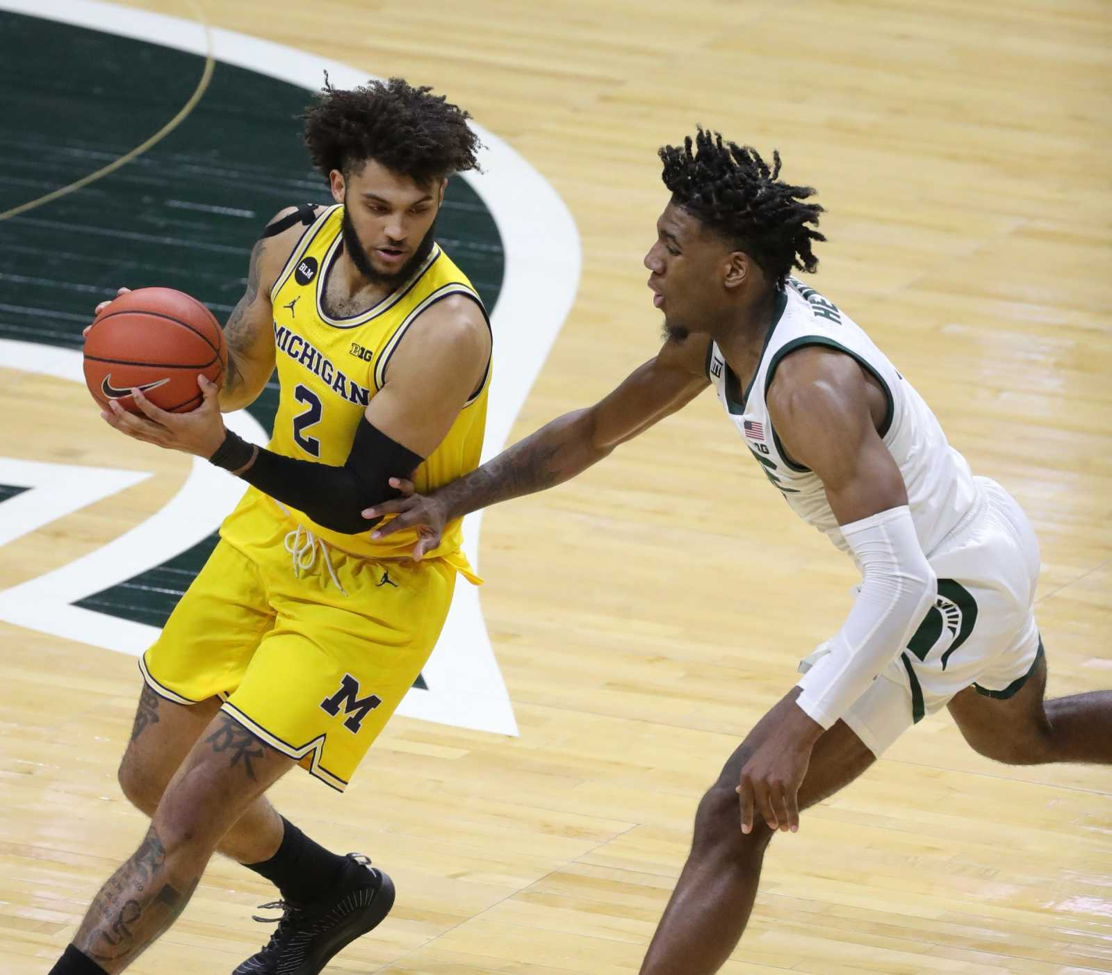 Michigan Basketball: Can Wolverines survive loss of Isaiah Livers?