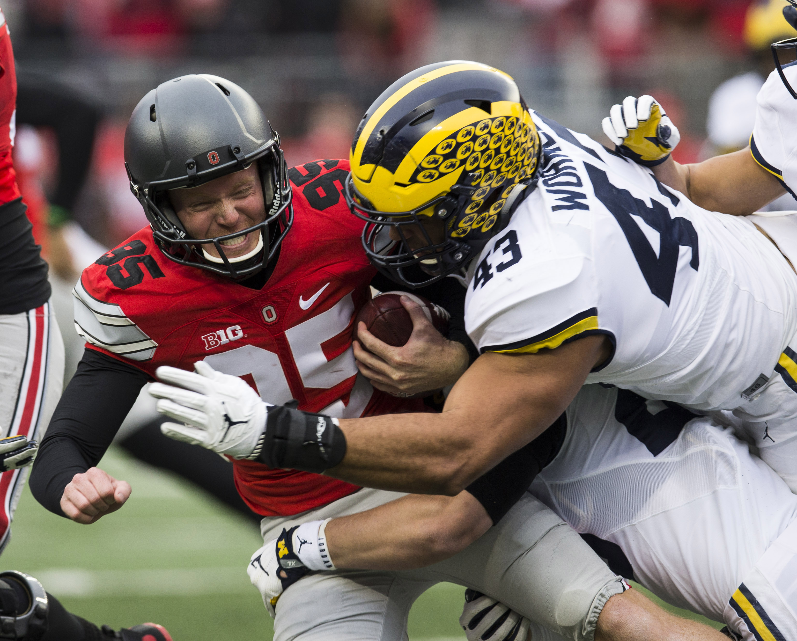 Nfl Draft 4 Michigan Football Players That Could Go On Day 2 Page 2