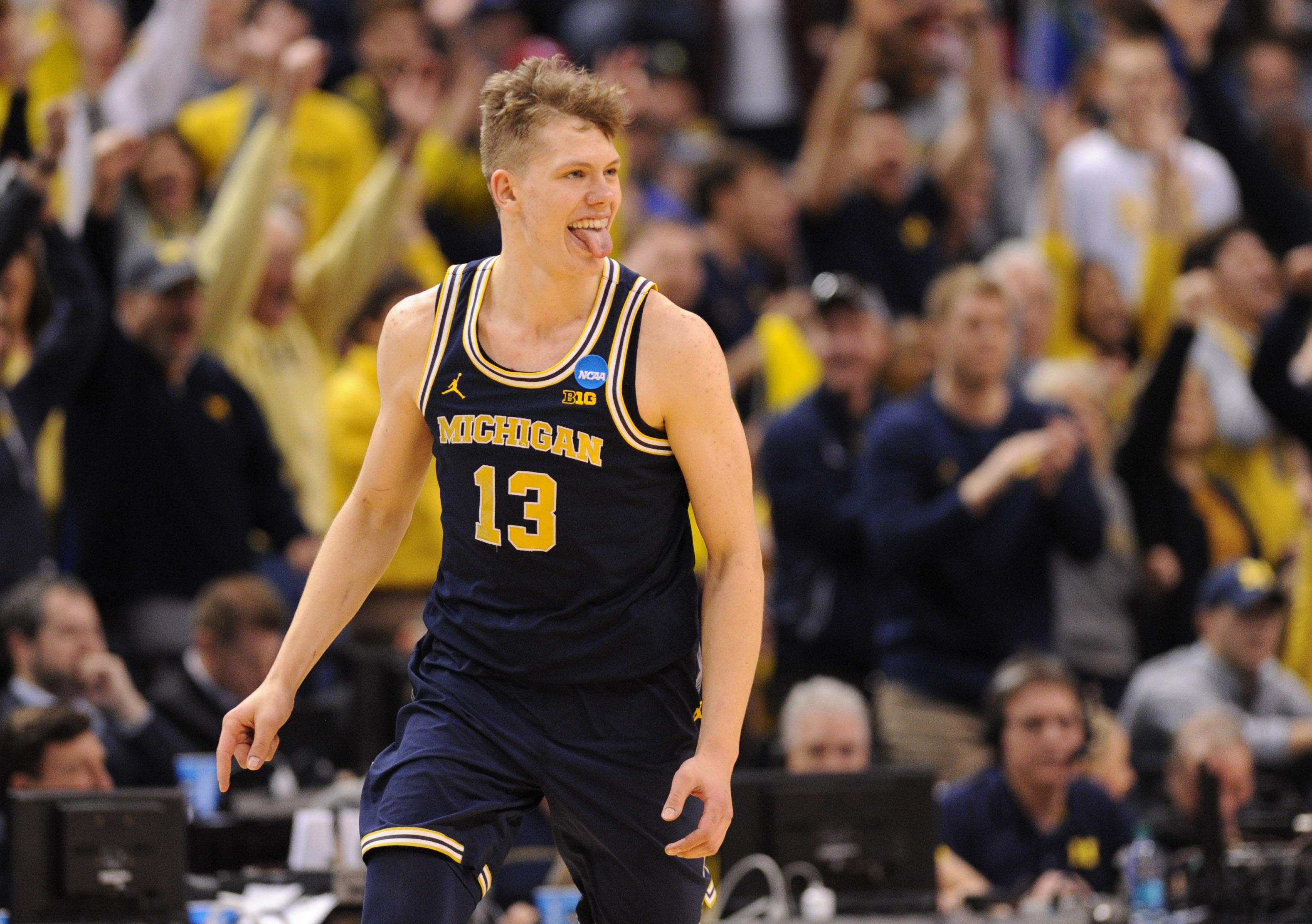Michigan Basketball: Projecting Mo Wagner's NBA Draft ...